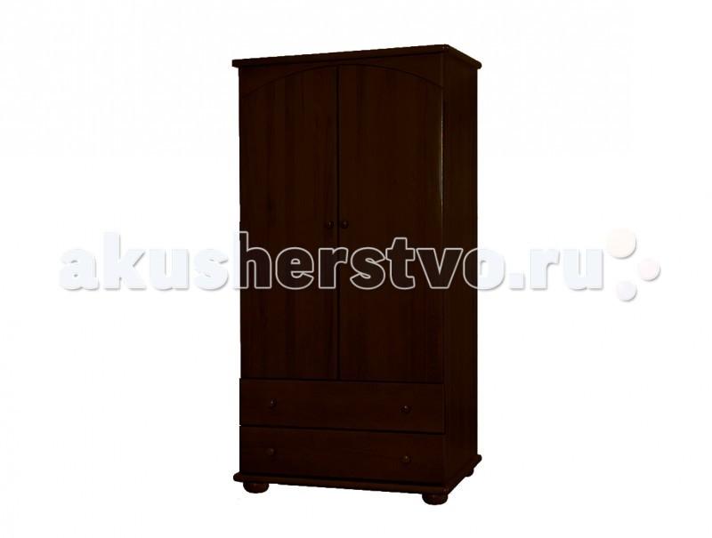 Шкаф Кубаньлесстрой АБ 35.0 для одежды