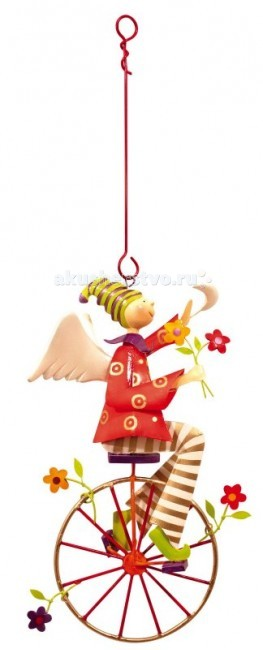 L'oiseau Bateau Triplette Подвесное украшение Мальчик-Ангел