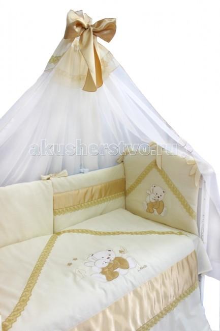 Комплект в кроватку Labeille Венето (7 предметов)