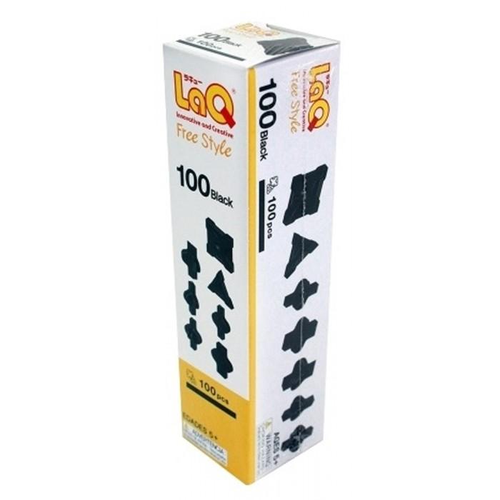 Конструктор LaQ  Free Style (100 элементов)Free Style (100 элементов)Конструктор LaQ Free Style (100 элементов) это безграничные возможности создания плоских и объемных моделей с помощью основных видов деталей и запатентованной системы соединений. Гибкие и прочные элементы выполнены из высококачественного нетоксичного пластика ярких цветов, они легко и надежно соединяются друг с другом, образуя устойчивые конструкции, поэтому с готовой игрушкой можно играть в свое удовольствие.   В наборе представлены фигуры квадрата и треугольника, пять видов соединительных креплений.   Время, проведенное в творчестве с конструктором LaQ – это не только время радости, творчества и вдохновения, но и время для развития полезных навыков ребенка, увлекательной подготовки к школе, развития мелкой моторики рук, выработки аккуратности, усидчивости, внимательности.  В наборе 100 деталей.<br>