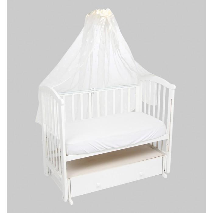 Балдахин для кроватки Leader Kids 420х165 см420х165 смБалдахин для кроватки Leader Kids  Уютный и красивый балдахин для кроватки обеспечит комфорт и уют малышу.  Описание: 420х165 см - вуаль<br>
