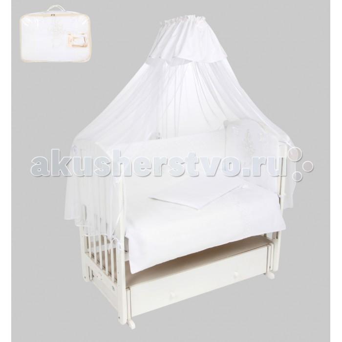 Комплект в кроватку Leader Kids Амели (7 предметов)