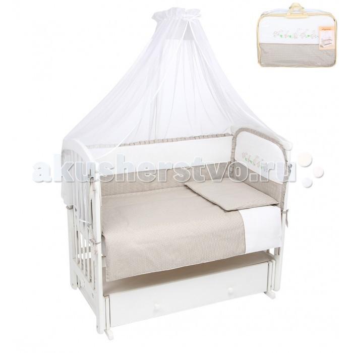 Комплект в кроватку Leader Kids Гусята (7 предметов)