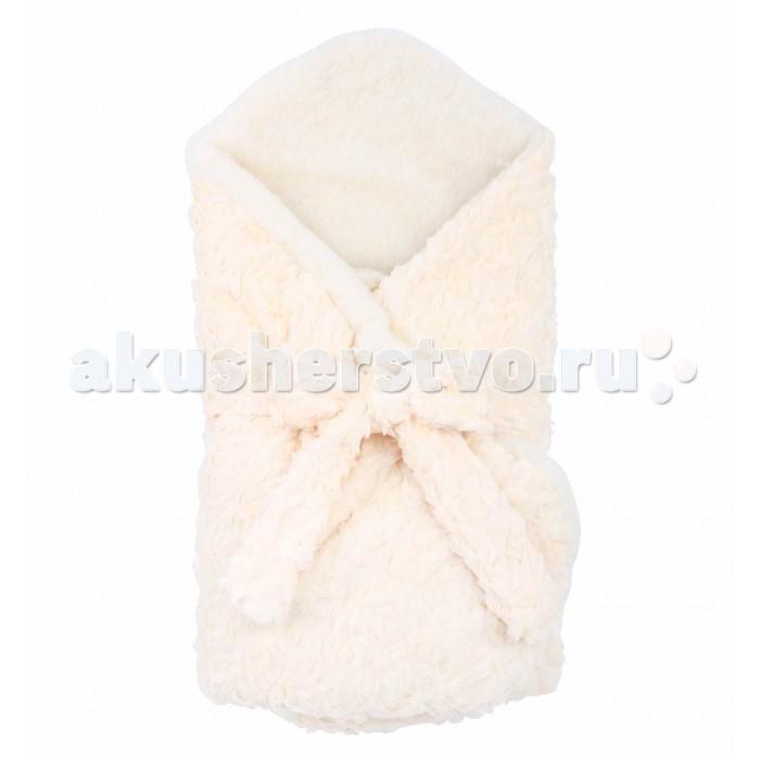 Leader Kids Конверт на выписку Зимний сонКонверт на выписку Зимний сонКонверт-одеяло для новорожденных.   Он украшен красивыми рюшечками.   Отлично подходит для того, чтобы забрать малыша из роддома в зимнее время или для прогулки в морозный день.   Завязывается при помощи пояса. Конверт выполнен в приятных тонах.  Конверт-одеяло сделано из натуральных материалов, поэтому не вызывает аллергии у ребенка.<br>