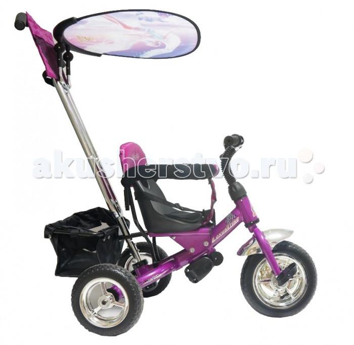 Велосипед трехколесный Lexus Original Next GenerationOriginal Next GenerationТрехколесный велосипед Original Next Generation с управляемой родительской ручкой и удобной корзинкой для игрушек. Регулируемый тент защищает малыша от солнца и дождя.   Характеристики: хромированная облегченная рама, покрытая краской с блеском, которая очень красиво переливается на солнце; удобные, противоскользящие складывающиеся подножки; мягкое сиденье, регулируемое относительно руля в трех положениях в зависимости от роста ребенка трехточечные ремни безопасности удобная и очень прочная родительская ручка управления, на нее можно опираться, она легко выдержит нагрузку взрослого человека легкий, складывающийся тент с фотопринтом защитит от дождя и солнца бампер-ограничитель для дополнительной безопасности малыша большие колеса из вспененного ПВХ диски цвета хром педали с рифлением звонок сумочка для мелочей багажная корзина  Размеры (дхшхв): 90 х 53 х 110 см Вес: 9.2 кг<br>
