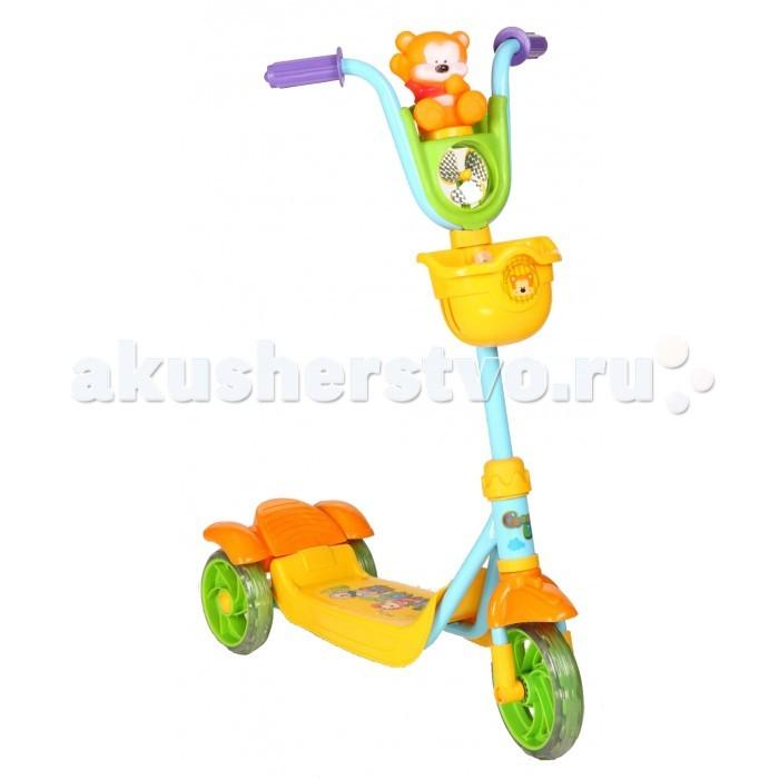 Самокат Leader Kids трехколесный XG5102