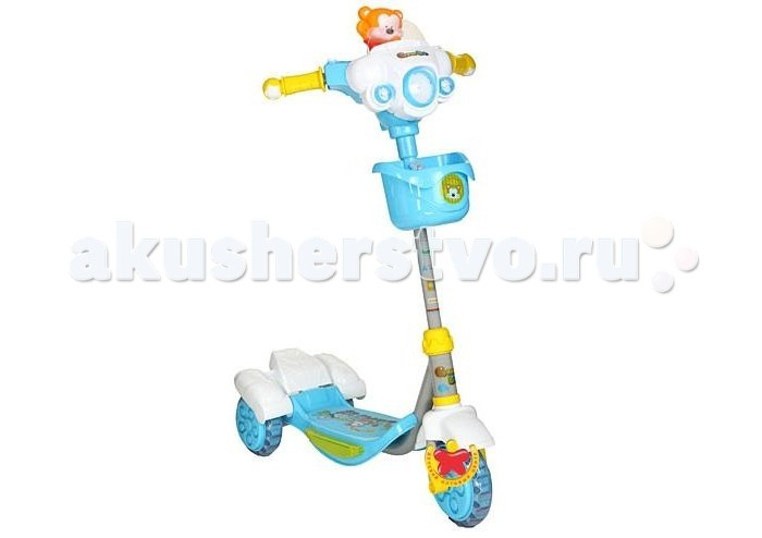 Самокат Leader Kids XG5201P