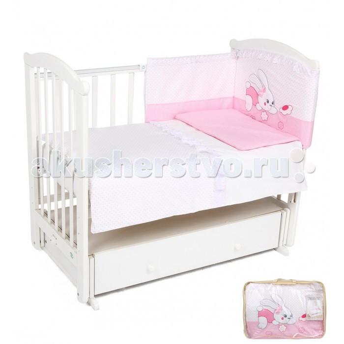 Комплект для кроватки Leader Kids Мечтатели (7 предметов)