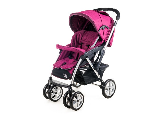 Прогулочная коляска Liko Baby AU 258