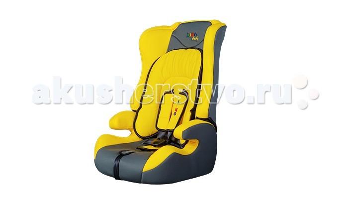 Автокресло Liko Baby LB 513CLB 513CАвтомобильное кресло Liko Baby LB 513 разрабатывается и выпускается для детей весом от 9 до 36 кг (от 1 года до 12 лет). Кресло соответствует всем нормам и требованиям безопасности.   Характеристики: 5 точечная интегрированная система ремней безопасности Прочный и практичный замок фиксации интегрированных ремней Подголовник регулируется по высоте расположения головы ребёнка Оборудовано боковой защитой, устойчиво к возможным боковым воздействиям Возможность наклона спинки для адаптации к профилю сиденья в автомобиле Эргономичная форма корпуса сиденья Покрытие кресла легко снимается для целей чистки и стирки Кресло легко устанавливается и крепится в автомобиле Мягкие вставки в обшивку кресла обеспечивают максимальный комфорт ребёнку  Компания ЛИКО представлена на рынке товаров под торговой маркой LIKO BABY. За годы работы на российском рынке компания зарекомендовала себя, как надежный производитель и поставщик.<br>