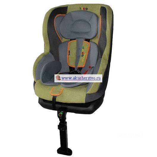 Автокресло Liko Baby LB 585 Isofix