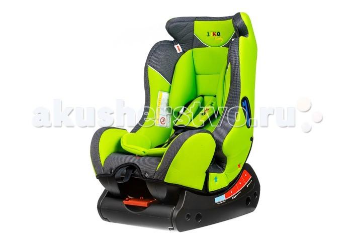 Автокресло Liko Baby Barty LB 718Barty LB 718Автомобильное кресло Liko Baby Barty LB-718 разрабатывается и выпускается для малышей весом от 0 до 25 кг (с рождения до 7 лет). Кресло соответствует всем нормам и требованиям безопасности.   Характеристики: модель разработана на основе японских аналогов 5-точечная интегрированная система ремней безопасности прочный и практичный замок фиксации интегрированных ремней 4 положения фиксации автокресла для сидения и сна клавиша регулирования позиции кресла одной рукой оборудовано боковой защитой, устойчиво к возможным боковым воздействиям эргономичная форма корпуса сиденья покрытие кресла легко снимается для целей чистки и стирки кресло легко устанавливается и крепится в автомобиле<br>