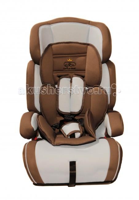 Автокресло Little King DLCS-704DLCS-704Универсальное кресло предназначено для детей возрастной группы от 9 месяцев до 12 лет и весом от 9 до 36 кг. Группа I: 9 – 18 кг, Группа II: 15 – 25 кг, Группа III 22 – 36 кг  Характеристики: съемные пятиточечные ремни с тремя различными положения высоты подголовник автокресла имеет боковую защиту и регулируется по высоте по мере роста ребенка мягкий съемный вкладыш спинку автокресла можно снять и перевозить ребенка на подушке-бустере обивку можно снимать и стирать  Автокресло отвечает европейскому стандарту качества ЕСЕ R44/04<br>