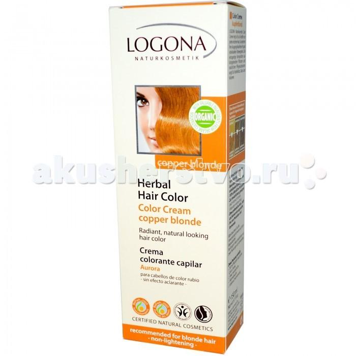 Logona Крем-краска для волос 150 мл