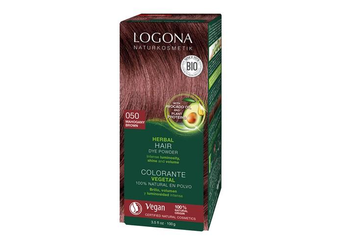 Logona растительная краска для волос 100 млрастительная краска для волос 100 млLogona растительная краска для волос 100 мл.  В отличие от химических средств на основе окисления, краски Logona не нарушают естественную структуру волос. Растительные краски Logona проникают только в наружный чешуйчатый слой волоса, поэтому получившийся в результате цвет волос зависит от вашего исходного цвета. Растительные краски для волос Logona действуют бережно и дают длительный эффект. Состав из хны и других красящих растений, а также веществ растительного происхождения для ухода за волосами естественным образом укрепляют волосы и придают им больше объема и яркости.   Способ применения Обильно нанести на свежевыкрашенные, вымытые водой волосы,  вместо шампуня, оставить на 5-10 минут и тщательно смыть теплой водой.   Состав порошок лавсонии*, порошок свеклы, порошок скорлупы грецкого ореха*, порошок индигоферы, мальтодекстрин, бетаин, масло жожоба*, альгин, эфирные масла** *сертифицированное органическое выращивание **натуральные эфирные масла.<br>
