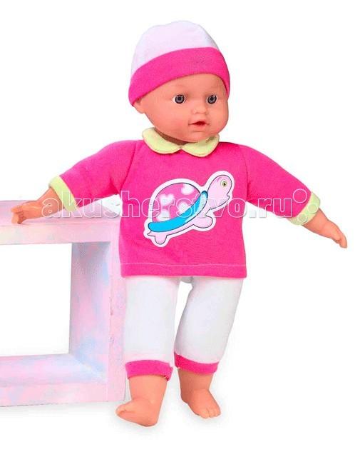 Loko Toys Кукла Tiny Baby 30 см плачетКукла Tiny Baby 30 см плачетИграя с пупсом Ваша дочурка сможет в полной мере почувствовать себя в роли заботливой мамочки, заботиться и ухаживать за своим пупсом. Такая незатейливая кукла развивает очень важные качества в ребенке: доброту, ответственность, внимание, умение сочувствовать и помогать.  Комплектность: 1 мягконабивная кукла 30 см  Функции: нажал - плачет  Работает от батареек (в комплекте): 3XLR44  Изготовлено из: ПВХ, Текстиль, Полиэстер.<br>
