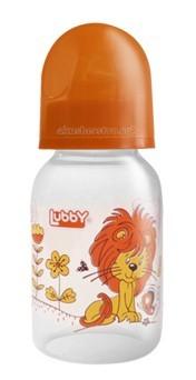 Бутылочка Lubby Веселые животные с латексной соской с 0 мес. 125 млВеселые животные с латексной соской с 0 мес. 125 млБутылочка Lubby Веселые животные с силиконовой соской, средний поток. Предназначена для кормления вашего малыша. С учетом возраста ребенка и для разного типа жидкостей используйте соски Lubby различного потока.  Процесс кормления – одна из самых важных сторон жизни малыша. Очень важно следить за тем, чтобы количество кормлений и объем получаемого ребенком в течение суток молока соответствовал возрастной норме. Бутылочки Lubby предназначены для обеспечения комфорта мамочек и детишек во время приема пищи.   Изготовленна: полипропилен, латекс  В комплекте:  Бутылочка Заглушка Колпачок<br>