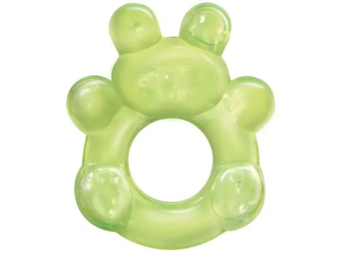 Прорезыватель Lubby Мишка/ЗайчикМишка/ЗайчикПрорезыватель Lubby Мишка/Зайчик - нежно соприкасается с деснами вашего малыша. Перед использованием рекомендуется поместить на несколько минут в холодильник (не в морозилку).  Ориентировочные сроки появления зубов у детей:  4-7 месяцев – передние резцы 8-9 месяцев – боковые резцы 10-14 месяцев – коренные зубы 16-20 месяцев – клыки 24-30 месяцев – задние коренные зубы<br>