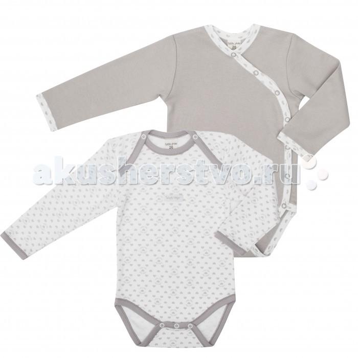 Lucky Child Комплект боди длинный рукав 2 шт. 33-5ДКомплект боди длинный рукав 2 шт. 33-5ДLucky Child Боди с длинным рукавом 2 шт.  Комплект боди с длинным рукавом понравится тем деткам, которые ценят тепло и комфорт даже в повседневной одежде. Мягкая, приятная на ощупь ткань, долго сохраняет свою прочность и не растягивается.   Все модели из комплекта стильные и хорошо смотрятся в сочетании с другой одеждой. Почему бы не устроить домашний показ мод?  Состав: 100 % хлопок  Ручная стирка при 30 градусах/не отбеливать/Утюжить до 110 град/не отжимать, сушить в вертикальном положении<br>