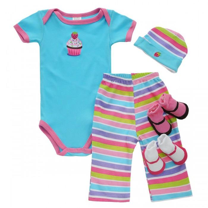 Luvable Friends Подарочный набор одежды 07133 55-67 (5 предметов)