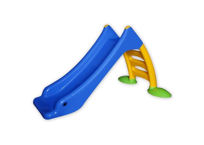 Горка Macyszynt toys Лебедь малаяЛебедь малаяГорка Macyszynt toys Лебедь малая мечта любого ребенка.   Особенности: С помощью такой горки можно создать веселый детский уголок в детской комнате. Горка компактная, не занимает много места, при этом она очень яркая и украсит собой интерьер комнаты для малышей.  Горка имеет прочную пластиковую конструкцию, легко собирается и прослужит долго.  Малыши легко поднимаются на горку по пластиковой лестнице, а затем с задорными улыбками катятся вниз.  Горка легко транспортируется, поэтому вы сможете взять ее на дачу или в деревню к бабушке.  Ступени горки безопасные из нескользящего пластика.  Размер горки: 130х76 см Скат горки: 85 см<br>