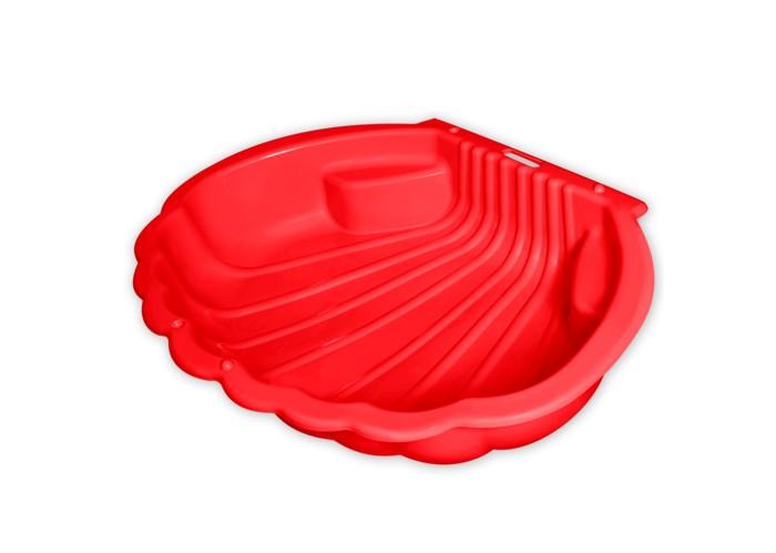 Macyszynt toys Песочница Ракушка (одинарная)Песочница Ракушка (одинарная)Песочница Macyszynt toys Ракушка (одинарная) для отдыха на природе.   Особенности: Песочница легкая и компактная.  Может одновременно использоваться как песочница и как бассейн.   В такой песочнице Вы будет спокойны за чистоту песка в котором играет ребенок.  Дома такую песочницу можно использовать для игры с кинетическим песком и для хранения игрушек.  Песочница продается по одной половинке.   Размер: 108х78х19 см<br>