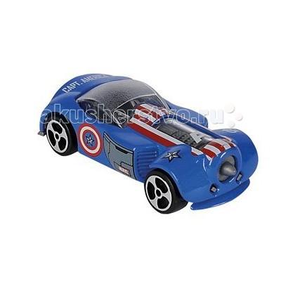 Majorette Автомобиль МстителиАвтомобиль МстителиАвтомобиль Majorette Мстители станет прекрасным подарком для любого мальчишки, увлекающегося машинами, комиксами и мультфильмами.  Машина изготовлена из высококачественной пластмассы с яркой и необычной раскраской, стилизованной под супергероя «Мстителя».  С таким набором можно придумать массу сюжетов для игр. Каждая машинка - это уменьшенная копия автомобилей Халка, Тора, Капитана Америки, Железного человека и других героев.  Отличный выбор для вашего мальчишки.  Соберите всю коллекцию и окунитесь в фантастический мир Мстителей.<br>