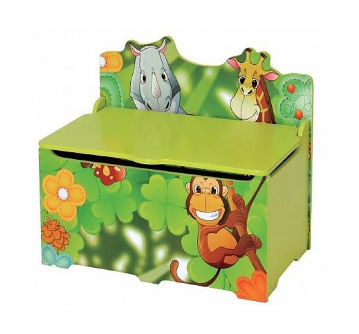Makaby Ящик для игрушекЯщик для игрушекНадоели игрушки, разбросанные по всей комнате? А тканевые корзины для игрушек не держат форму и игрушки постоянно рассыпаются? Яркий и красочный ящик для игрушек станет прекрасным дополнением для любой детской комнаты.    Makaby ящик для игрушек достаточно вместителен. Makaby мебели использованы исключительно экологичные и безопасные материалы. Ящик для игрушек с откидной крышкой с фиксаторами – это удобно и практично. Makaby ящик может использоваться в качестве лавки. Мебель декорирована яркими принтами. Для сборки конструкции использованы только материалы высокого качества. Лаки и краски на водной основе, совершенно безопасны.  Размеры: 60 х 33 х 55 см  Вес: 12 кг<br>