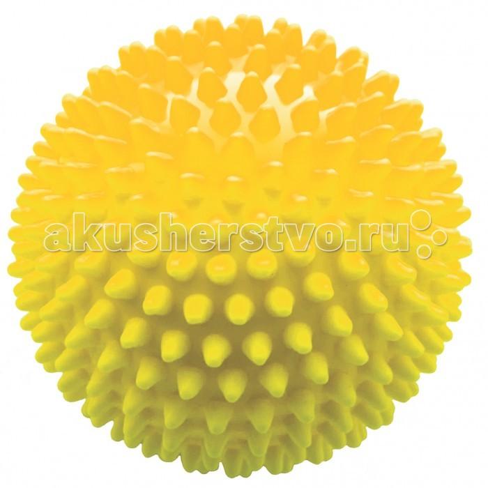 МалышОК Мяч ежик большой 18 смМяч ежик большой 18 смМалышОК Мяч ежик большой 18 см   Мяч способствуют гармоничному развитию всей мускулатуры ребенка, тренировке реакции, координации, цветового и тактильного восприятия. Подходит для игр в воде.<br>