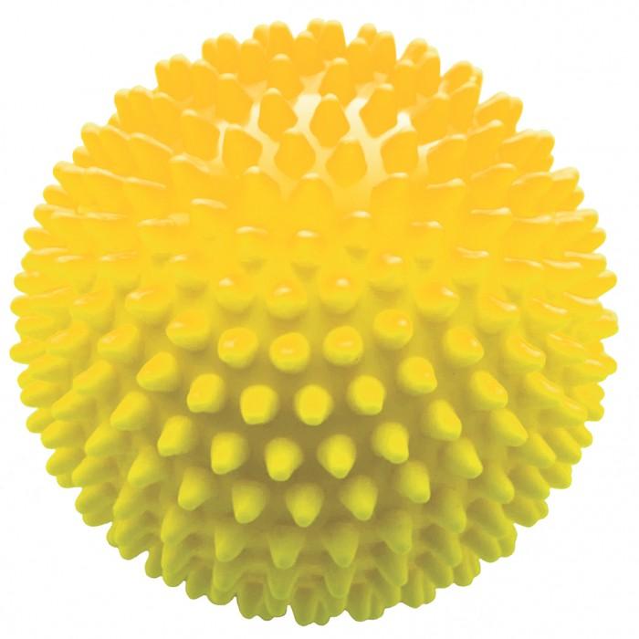 МалышОК Мяч ежик большой 18 см в подарочной упаковке