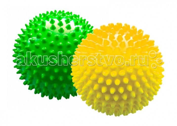 МалышОК Набор мячей 12 см в сетке