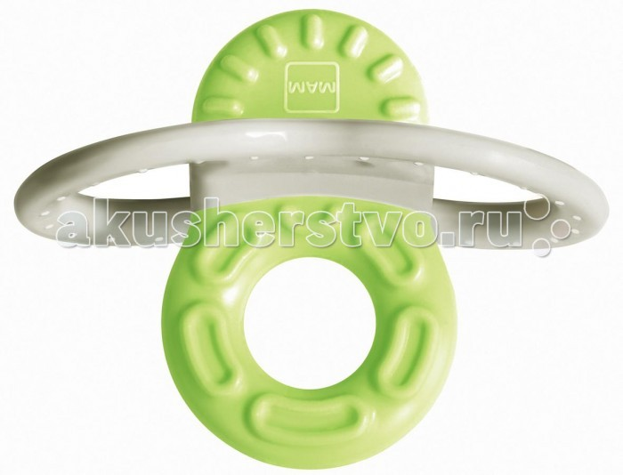 ������������� MAM Mini Teether with clip 2+