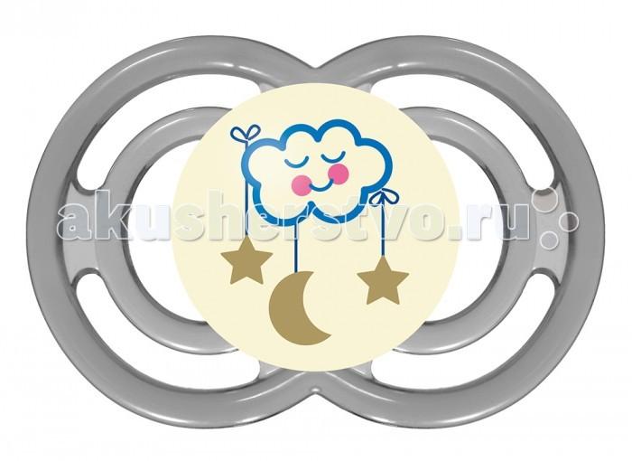 Пустышка MAM Perfect Night силиконовая 6+ мес.Perfect Night силиконовая 6+ мес.Пустышка Mam Perfect Night обеспечит малышу комфортный и спокойный сон. Пустышка имеет ортодонтическую форму и выполнена из высококачественных материалов, которые полностью безопасны для младенца.  Позволяет детям и родителям очень легко находить пустышку даже в темноте.  Кнопка светится в темноте благодаря аккумулирующим свет минералам Разработана для снижения риска неправильного положения зубов Разработана в сотрудничестве с ортодонтами и детскими стоматологами Прошла клинические испытания в университетской стоматологической клинике г. Вены Очень тонкая и мягкая шейка соски благодаря Dento-Flex® Поставляется с соской MAM Silk Teat® – несравненно мягкой по ощущениям детского рта Уникальный дизайн изделия, разработанный в Венском университете прикладных искусств Щадит кожу благодаря большим вентиляционным отверстиям Поставляется в удобном боксе для хранения<br>