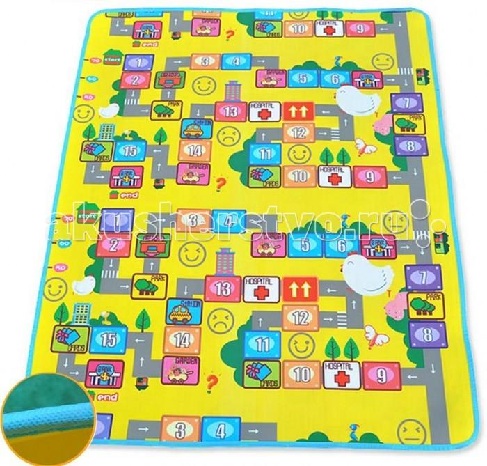 Игровой коврик Mambobaby Головоломка