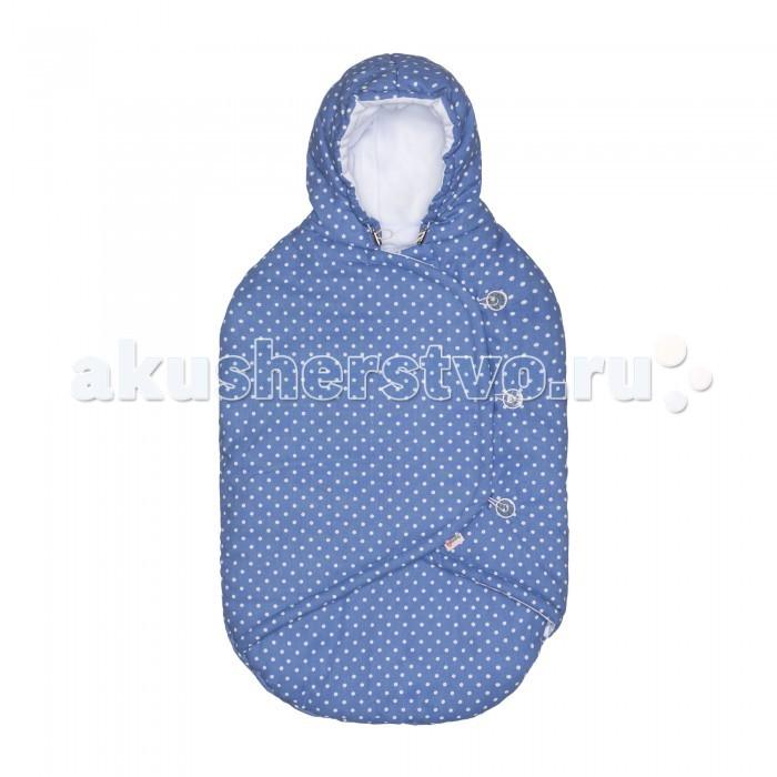 Mammie Кокон-конверт для новорожденного 80х40 см