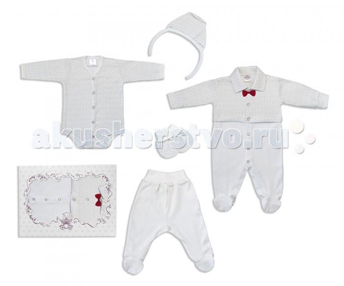 Мамуляндия Комплект одежды Леди и Джентльмены 16-6001 (5 предметов)