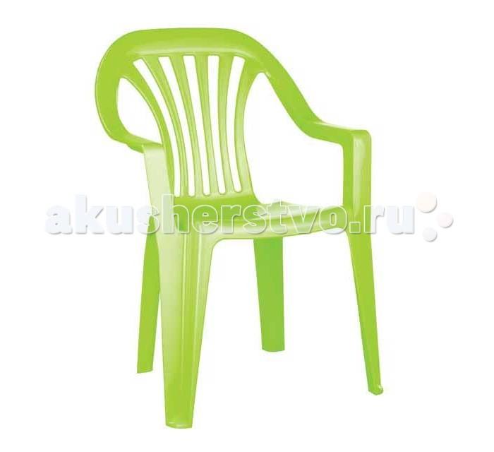 Palplay (Marian Plast) Детский стул со спинкойДетский стул со спинкойДетский стульчик Marian Plast 332 подойдет для детей от 1,5 до 7 лет.   Стульчик изготовлен из гипоаллергенного пластика, не имеет острых краев и безопасен для ребенка.  Длина — 38 см Ширина — 37 см Высота — 53 см Вес — 0.7 кг<br>