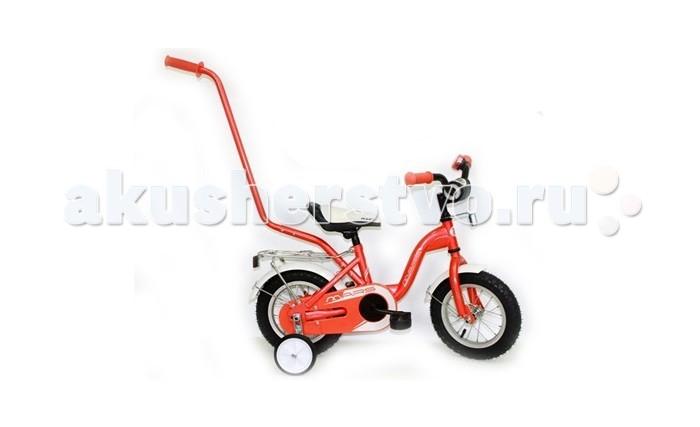 Велосипед двухколесный Mars G1201G1201Велосипед двухколесный Mars G1201 предназначен для детей от 2-х до 5-ти лет.  Особенности: диаметр колес 12 дюймов аллюминиевая рама мягкое сиденье регулируется по высоте металлические крылья ручка управления сумочка для мелочей звонок багажник в качестве дополнительной опоры на велосипедах предусмотрена пара боковых колёс.  При необходимости дополнительные колёса могут демонтироваться<br>