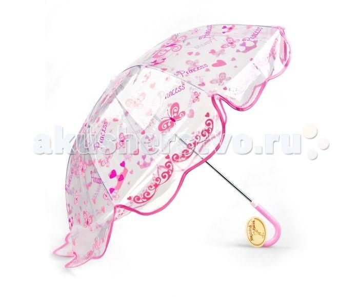 Детский зонтик Mary Poppins 46 см46 смДетский зонтик Mary Poppins с яркими изображениями понравится каждому ребенку.   Он надежно защитит ребенка от дождя и снега.   Зонт легко раскрывается одним нажатием кнопки и складывается вручную.   Для максимальной безопасности на кончиках спиц расположены круглые наконечники.  Выполнен из водонепроницаемой ткани.  Диаметр зонтика 46 см.<br>