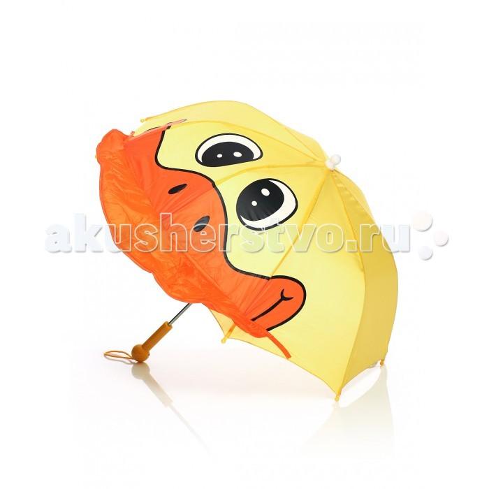 Детский зонтик Mary Poppins свет+звук 46 см