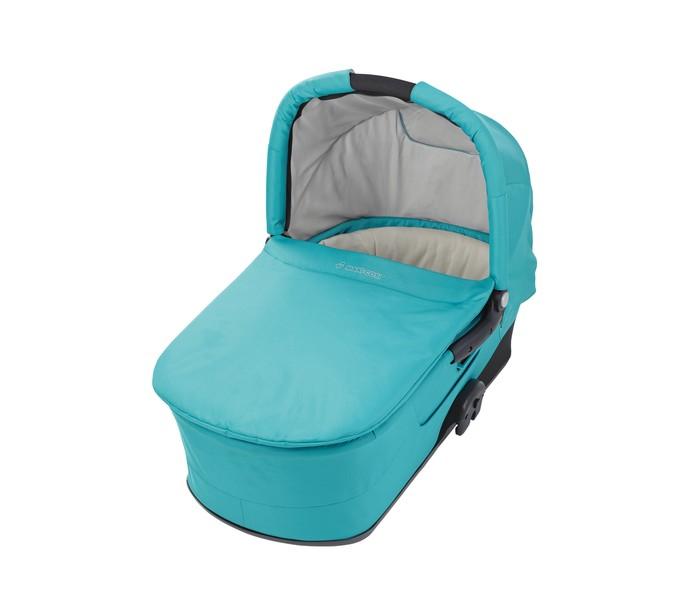 Люлька Maxi-Cosi MuraMuraMaxi-Cosi Mura Pram body идеальная люлька для младенца в первые месяцы его жизни, в комбинации с колясками Mura 3 и Mura 4 превращается в удобную и компактную прогулочную систему. Maxi-Cosi Mura Pram body можно использовать для детей с весом до 9 кг.  Благодаря удобной ручке, люльку можно брать с собой, куда бы вы ни шли, а благодаря адаптерам, установка Maxi-Cosi Pram body на раму колясок Mura 3 и Mura 4 превращается в пустяковое дело.   Особенности:  удобная ручка для переноски  легко устанавливается на шасси колясок maxi-cosi mura  обшивка люльки легко снимается и стирается при температуре 30 градусов   Размеры коляски:  Вес: 4.6 кг  Размер (ш&#215;д): 30х74 см   В комплект входит: матрасик, пододеяльник, сетка от комаров, дождевик<br>