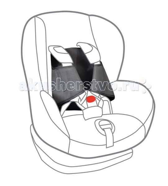 Maxi-Cosi Пятиточечная система плюс 5POINTPLUSПятиточечная система плюс 5POINTPLUSПятиточечная система 5POINTPLUS защитит вашего малыша при аварии или резком торможении. Она закрывает пространство, через которое ребенок может освободиться из ремней безопасности. Легко устанавливается в детское автокресло, оснащенное пятиточечной системой ремней безопасности.   - Помогает защитить от сдвига системы ремней, уменьшая риск от ушиба головы, повреждений шеи и внутренних органов  - Пятиточечная система плюс/5POINTPLUS сделана из 3-D Spacer ткани, которая хорошо пропускает влагу  - Подходит для детских автокресел с пятиточечным ремнем безопасности   Материал:  Основная часть - полиэстер  Зажимы - полипропилен  Хомутики, крючок и петля - нейлон<br>