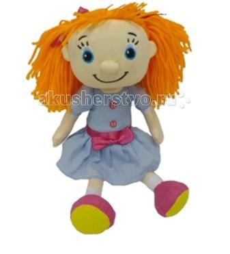 Maxi Play Кукла Подружка музыкальная 20 смКукла Подружка музыкальная 20 смКукла Maxi Play Подружка музыкальная станет настоящим другом-игрушкой для вашего ребенка. Малыш сможет играть с игрушкой, брать вместе с собой спать в кровать.   Особенности: Кукла - подружка споет Песенку куклы Компактную и легкую игрушку малыш всегда сможет брать с собой на прогулку. Крепкие швы надежно удерживают набивку игрушки внутри.  Работает от батареек.  Батарейки в комплекте.   Состав: Мех искусственный, трикотажное волокно, детали из пластмассы. Набивка - полиэфирное волокно.<br>