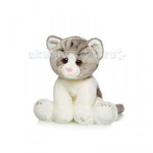 Мягкая игрушка MaxiLife Котик (сидячий) 30 смКотик (сидячий) 30 смМягкая игрушка MaxiLife Котик станет настоящим другом-игрушкой для вашего ребенка. Малыш сможет играть с котенком, брать его вместе с собой спать в кровать.   Особенности: Компактную и легкую игрушку малыш всегда сможет брать с собой на прогулку. Крепкие швы надежно удерживают набивку игрушки внутри.  Такой очаровательный добродушный котик окажется хорошим подарком не только детям, но и взрослым.<br>