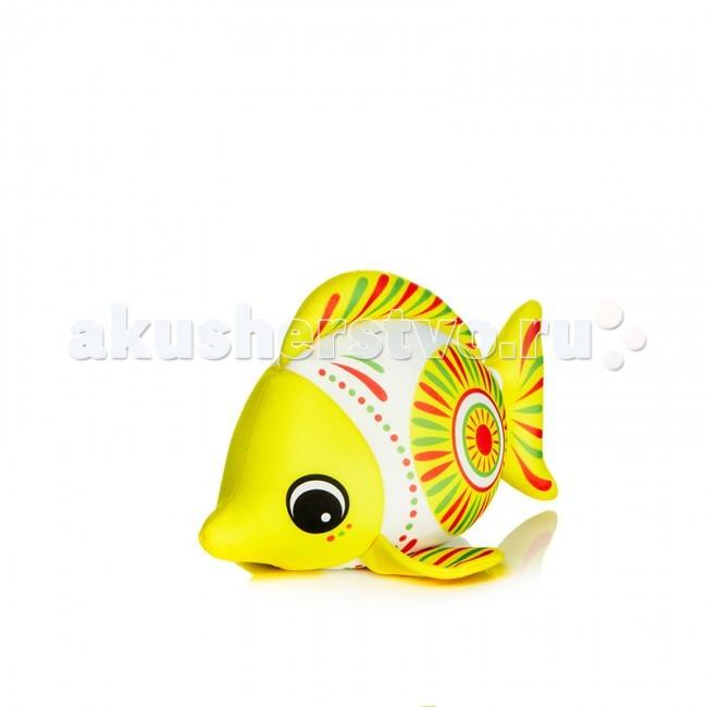 Maxitoys Подушка антистресс Рыбка 25 см