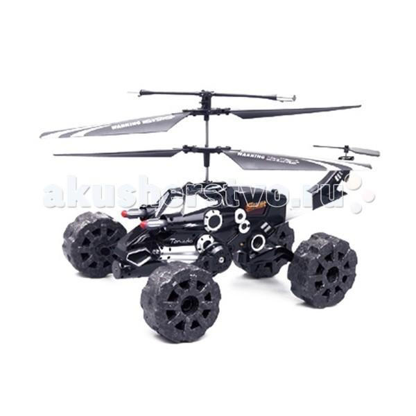 Maxitoys Радиоуправляемый вертолет - машина I-Helicopter 18 см