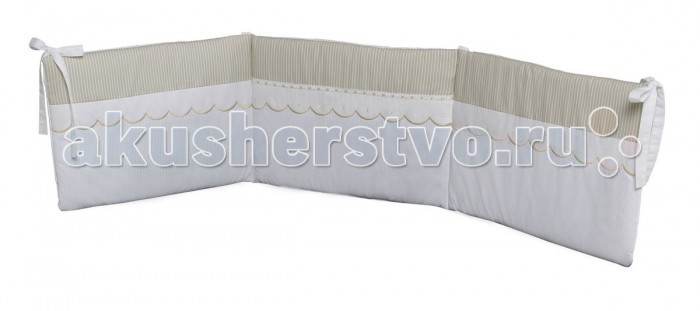 Бампер для кроватки Micuna Valeria 120х60