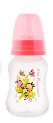 Бутылочка Мир детства для кормления эргономичной формы 125 мл