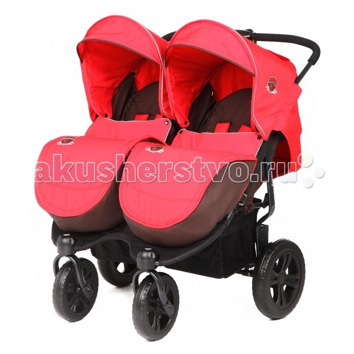 Mobility One Коляска для двойни Exspress Duo P5370Коляска для двойни Exspress Duo P5370Коляска прогулочная для двойни Exspress Duo - современная, стильная, качественная, с приятной цветовой гаммой, очень удобная для двойняшек или погодок.  Особенности:  подходит для малышей с рождения до трех лет. коляска имеет металлический каркас (базу), съемные бамперы, за которые малышам будет удобно держаться во время прогулок, когда они подрастут. пятиточечные ремни безопасности с удобными мягкими накладками, для более приятного и комфортного пребывание в коляске. передние колеса с плавающей системой. водонепроницаемая внешняя ткань; амортизаторы на пружинах; непродуваемая накидка — для каждого ребенка своя; передние колеса поворотные с фиксаторами; удобная и вместительная корзина для покупок; ручка регулируется по высоте, обивка из пенообразной резины; один большой бампер, съемный. размер спального места 33х77 см., сиденье шириной 33 см ( каждое) регулировка высоты ручки регулировка подножки бампер спинка в положении лежа комплектация: накидка на ножки-2 шт, бампер, матрасики в коляску вес: 15 кг.<br>