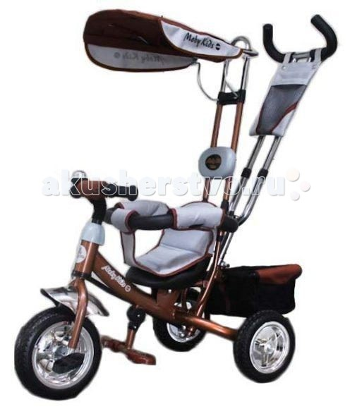 Велосипед трехколесный Moby Kids Космо